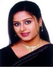 Latha Rao  (TV Actress)