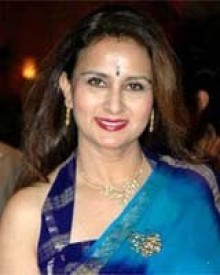 poonam dhillon marriage