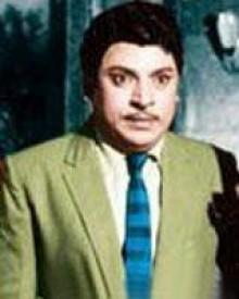 S. S. Rajendran (old Tamil Actor)
