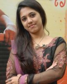 Shwetha Rao (Kannachali Actress)