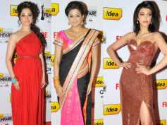 Gorgeous Actresses At 60th Filmfare Awards South