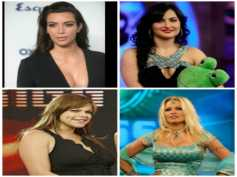 Bigg Boss Top 8 Foreign Celebrities; Kim, Pamela, Elli Top The List!
