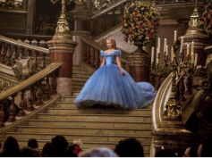 'Cinderella' Tops US Box Office With $70.1 Million In Opening Weekend