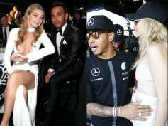 WHAT! Gigi Hadid And Lewis Hamilton Are Dating?