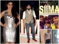 SIIMA 2015: Dhanush, Rana, Shruti, Bollywood Celebs Arrive In Dubai