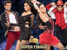 Jhalak Dikhhla Jaa 8 Grand Finale: Finalists Faisal, Sanaya, Shamita And Mohit Get Reloaded!