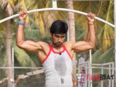 Real Commonwealth Players Help Atharvaa To Shape Up For 'Eetti'