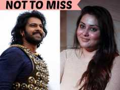SWEET! Namitha Shares Her Excitement For Baahubali Prabhas
