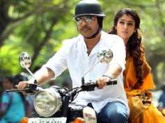 Nayantara Looks Irate: Watch 'Puthiya Niyamam' Song!