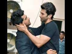 Pics: Bromance Between Arjun Kapoor & Aditya Roy Kapoor Might Make Ranveer Singh Jealous