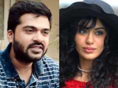 Hot Update: Adah Sharma Is Simbu's Ex-Lover!