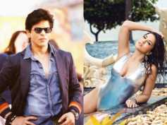 Sunny Leone Says That Shahrukh Khan Might Think She Is Crazy!