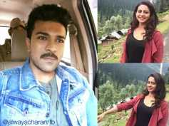LOOK What Ram Charan & Rakul Preet Singh Are Up To!