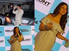 Kareena Kapoor Snapped At Bandra With Her Baby Bump!
