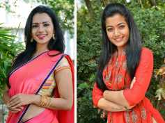 Sruthi Hariharan & Rashmika Mandanna In Darshan's Next