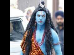 LOOK AT THAT! Rajkummar Rao Turns Lord Shiva For Behen Hogi Teri