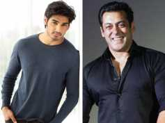 Salman Khan Welcomes Suniel Shetty's Son Ahan Shetty To Bollywood!