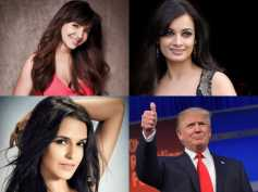 Anushka Sharma, Dia Mirza & Neha Dhupia Laud Meryl Streep For Standing Up To Donald Trump!