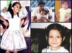 Sonam Kapoor Shares Her Childhood Pictures; See How Aishwarya Rai, Katrina Kaif Used To Look As Kids