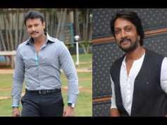 Sudeep And Darshan Support Mithra's Raaga!