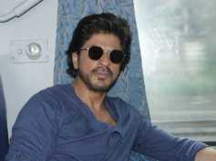 Shahrukh Khan Booked For Rioting, Damaging Railway Property During Raees Promotions!