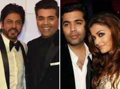 TOTALLY UNEXPECTED! Karan Johar Says He Wants To KILL Aishwarya Rai Bachchan; Chooses Shahrukh Khan