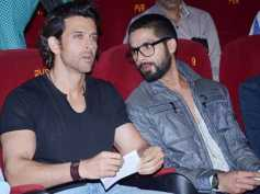 Big Shocker! Insecure Shahid Kapoor MIFFED With Hrithik Roshan!