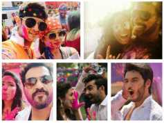 Here's How Shabbir-Kanchi, Jasmin-Manu, Rohan-Kanchi & Other TV Stars Celebrated Holi