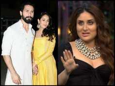 HOT NOW! An Angry Shahid Kapoor Hints That Mira Rajput Didn't Take A Dig At His EX Kareena Kapoor!