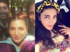 Shruti Haasan Gets a 'Hippie' Hairstyle In Italy! View Pics