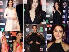 STAR-STUDDED EVENT! Kareena Kapoor, Alia Bhatt & Sridevi Look Gorgeous At The Zee Cine Awards (PICS)