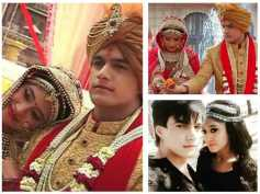 Yeh Rishta Kya Kehlata Hai: Kartik & Naira's Royal Wedding Spoilers; Mohsin Says He Is SRK's Fan!