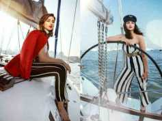 TOO HOT! Parineeti Chopra Turns A S*xy Sailor & You Just Can't Take Your Eyes Off Her [PICTURES]