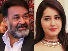 REVEALED: Rashi Khanna's Role In Mohanlal's Villain