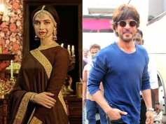 Unhappy With The Special Treatment! Shahrukh Khan Rejected Padmavati Because Of Deepika Padukone?