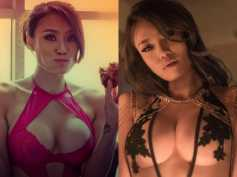 Canadian-Vietnamese Model Jennifer Nguyen's Pictures Are Too Hot To Handle!