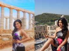 Shenaz Treasury Has A Splendid Holiday In Greece & The Pictures Are Breathtaking!