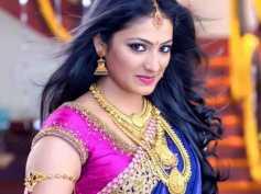 Haripriya Is Busy Shooting For 'Bharjari' Opposite Dhruva Sarja
