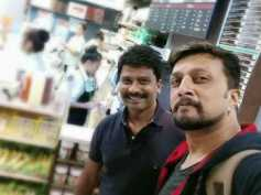 Kichcha Sudeep Took To Twitter To Express His Experience On The Sets Of The Movie The Villain