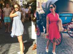 Kim Sharma Holidays In Italy! Is She There With Her Alleged Boyfriend Arjun Khanna?