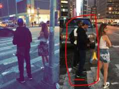 SPOTTED! Ex-couple Hrithik Roshan & Sussanne Khan Walk The Streets Of New York! View Pictures
