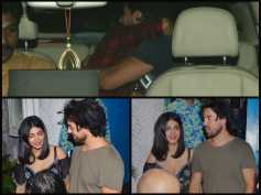 CAUGHT ON CAMERA! Shruti Haasan Gets INTIMATE With Boyfriend Inside Her Car [Viral Pictures]