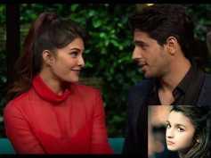 RELAX Alia Bhatt! Sidharth Malhotra Won't Dare Try To Hit On Jacqueline Fernandez