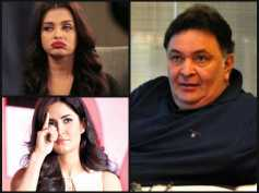OMG! Did Rishi Kapoor THRASH Aishwarya Rai Bachchan, Katrina Kaif & Other Actresses, Indirectly?