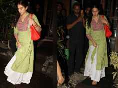 HORRIBLE! Not Even A Film Old, Star Kid Sara Ali Khan THROWS TANTRUM On The Sets Of Kedarnath