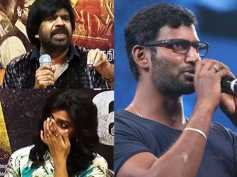 T Rajendar-Dhanshika Controversy: Vishal Speaks Up