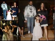 FAMILY GOALS! Aishwarya Rai Bachchan SLAYS As She Steps Out To Celebrate Aaradhya's Birthday [PICS]