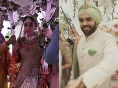 Amrita Puri Gets Hitched To Imrun Sethi In A Grand Wedding Ceremony! View Pics