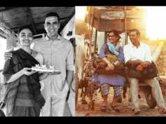 ATTENTION PLEASE! First Look Of Sonam Kapoor & Radhika Apte From Akshay Kumar's Padman Is Here