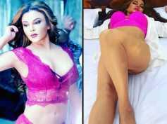 Rakhi Sawant Sizzles In A Hot Condom Commercial! View Pics